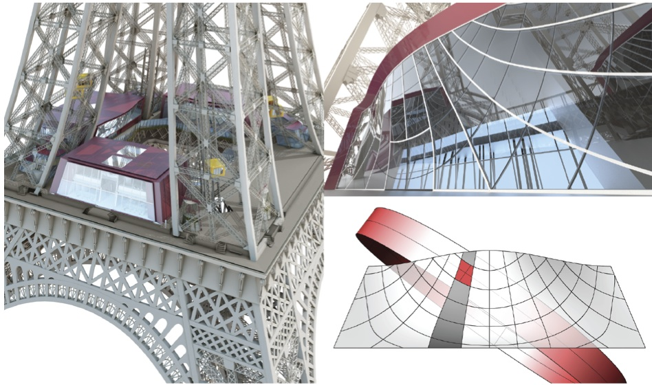 Seminar On Double Curved Glass Facades